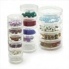 Beadalon Stacking Containers, Medium, Stack of 5, TSBSCM