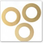 Brass Blank, Round Washer 31mm, 0.6mm Thick, TSBBWR31